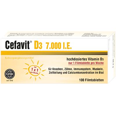 Cefavit D3 7.ooo I.E.